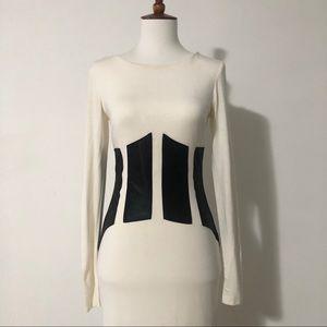 COPY - BEBE Off White Dress